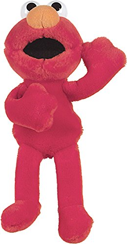 Sesame Street - Elmo Plush, 24 cm (United Labels Ibérica 800913)