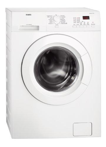 AEG L6.70VFL Waschmaschine Frontlader / Energieklasse A+++ (171,0 kWh/Jahr) / freistehende...
