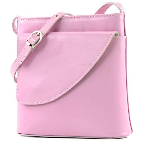 Borsa borsa a tracolla linea donna italiana borsa a tracolla piccola borsa D1 Rosa Salida Envío Libre Auténtico Puerto Este tm8Olo4VBt