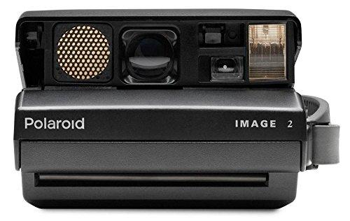 Polaroid originals 4700 image/spectra fotocamera istantanea, grigio/nero