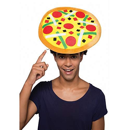 che Pizza Hut Mütze Kopfbedeckung Zubehör Fasching Karneval Weihnachten Kostüm Halloween Party ()