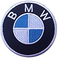 PARCHE TERMOADHESIVO BORDADO BMW PARA LA ROPA REF.303