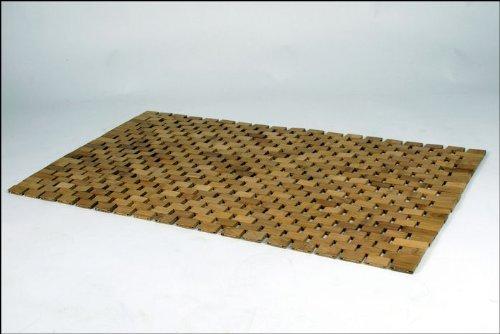 Bambus Badezimmermatte Badvorleger