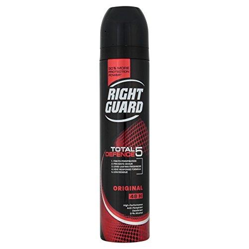 6-x-250ml-right-guard-total-defence-5-original-48h-anti-perspirant-deodorant-6-x-250ml