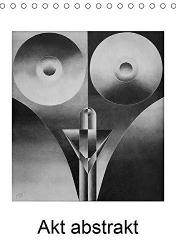 Akt abstrakt - Abstrakte Aktzeichnungen (Tischkalender 2020 DIN A5 hoch): Abstrakte Aktzeichnungen mit Bleistift gezeichnet (Monatskalender, 14 Seiten ) (CALVENDO Kunst)