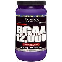 Preisvergleich für Ultimate Nutrition BCAA 12.000 Powder (400g) Standard