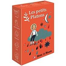Les petits Platons : Coffret en 5 volumes : Socrate - Saint Augustin - Descartes - Kant - Lao-Tseu