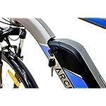 Argento-Alpha-bicicletta-da-citt-E-Bike-Uomo-Assicurazione-AXA-Tutela-Famiglia-inclusa-Nero-Telaio-46-cm