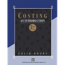 Costing: An Introduction