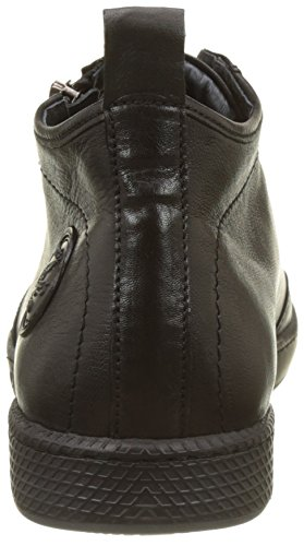 Pataugas Jayer/N, Sneaker a Collo Alto Uomo nero (noir)