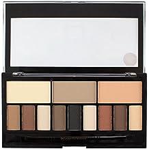 Makeup Revolution - Paleta de Sombras de Ojos Light & Shade
