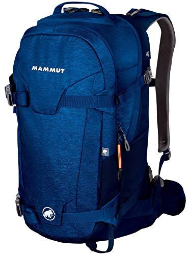 Mammut Ski und Snowboardrucksack Nirvana Ride S, ultramarine-marine, 20 L, 2510-03710 -