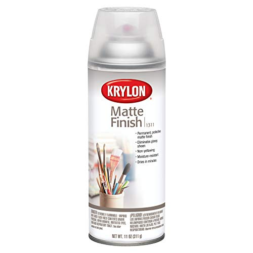 KRYLON Matte Finish -