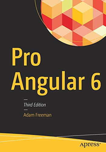 libro y ebook Angular 6