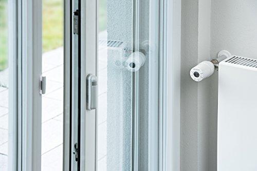 Devolo Home Control Heizkörperthermostat weiß (Heizungssteuerung Smart Home per iOS/Android App, Smart-Home Aktor, Z-Wave, leise, einfache Installation, komfort, Sensor) - 8