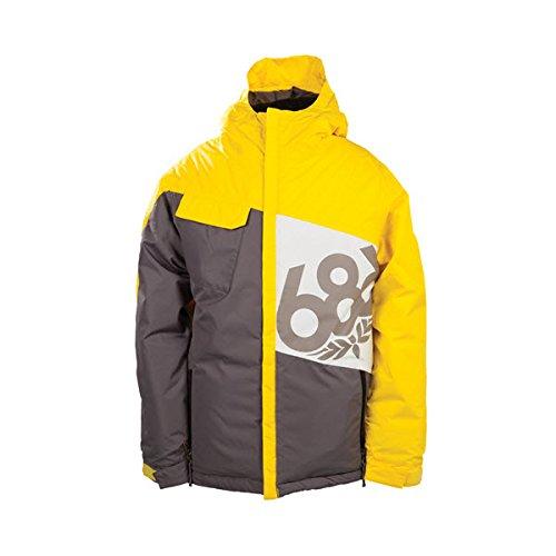 ke 686 Mannual Iconic Insulated Jacket Boys (686 Snowboard Jacke Jungen)