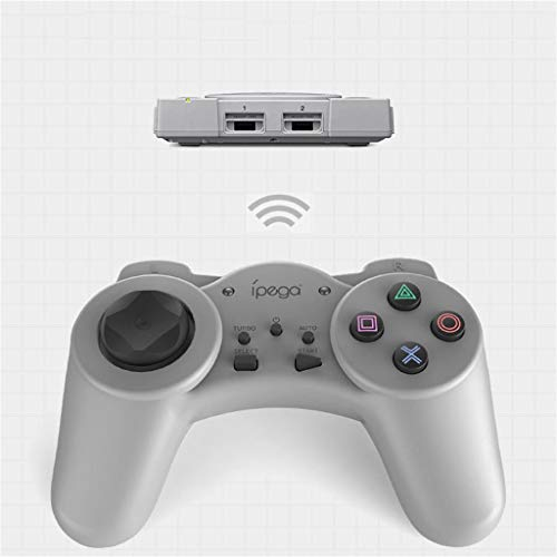 Dkings Für ipega PG-9122 2,4 G Wireless Gamepad PS Mini-Konsole Game Controller, ipega 9122 Multifunktions Bluetooth / 2,4 G Wireless Game Controller drahtloser Verbindung.