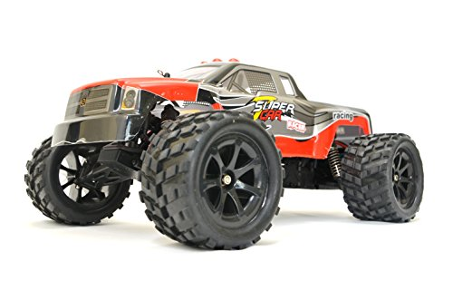 1/18 2.4G Elektro RTR Off-Road Buggy Offroadcar Kinder Spielzeug Auto NEU Rot Ferngesteuertes