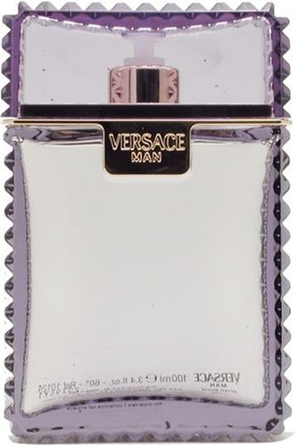 Versace Man POUR HOMME par Versace - 102 ml Aftershave Splash