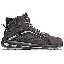LUPOS Bank S1P ESD SRC li10056 Zapatos de Seguridad, infinergy, 44, Gris/