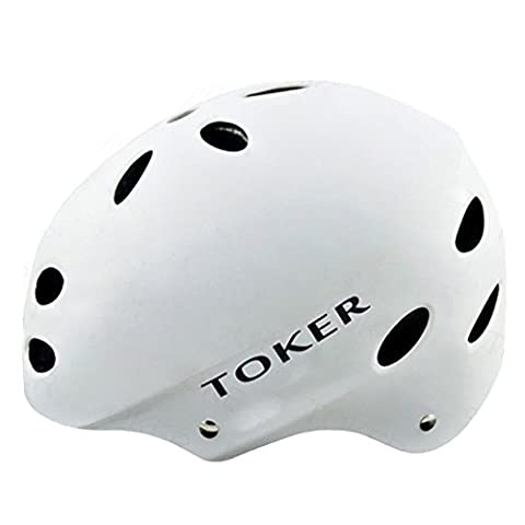 West Biking Unisex Radfahren rund Mountain atmungsaktiv Helm Bike Sport Zubehör bequemem MTB Fahrrad Helm Weiß weiß