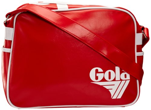 Gola Borsa sport, Apple/White (verde) - CUB 192 Red/White