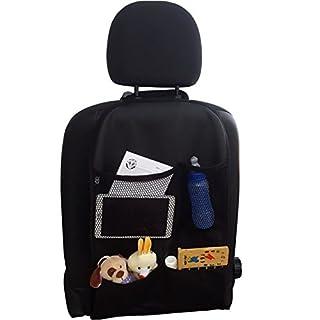 Akhan RT03 - Rückenlehnentasche Rücksitztasche Organizer Autotasche Kunstleder