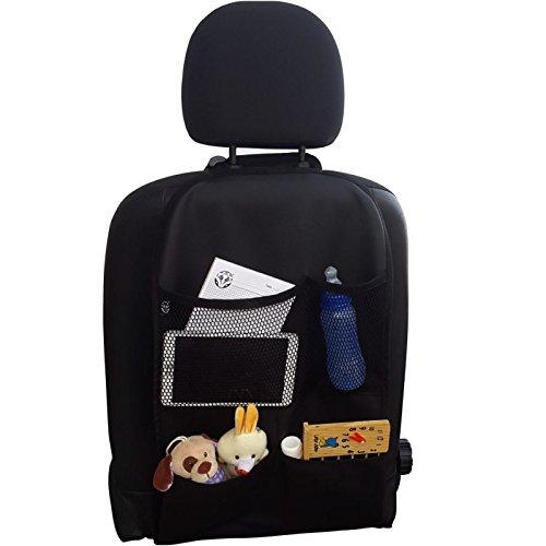 akhan-tuning RT03 Organiseur de siège arrière auto en similicuir