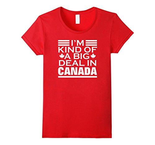womens-premium-im-kind-of-a-big-deal-in-canada-funny-hockey-tshirt-medium-red