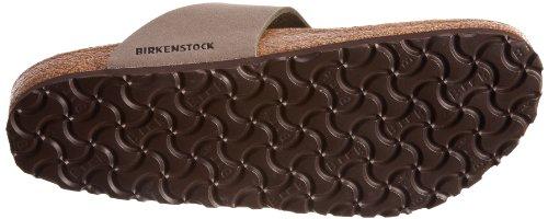 Birkenstock Ramses, Tongs Unisexe–Adulte beige (NUBUK STONE)