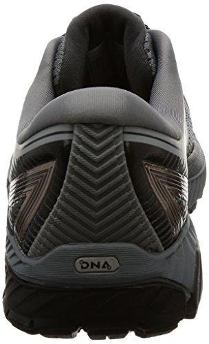 Brooks Herren Ghost 10 Gymnastikschuhe Primer Grey/Metallic Charcoal/Ebony