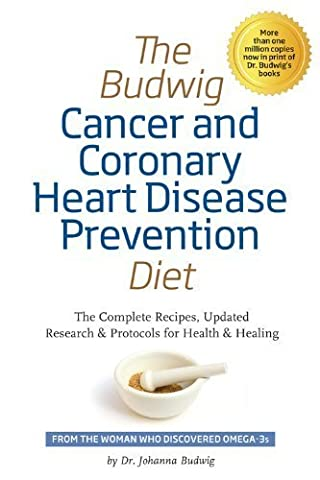 [(Budwig Cancer & Coronary Heart Disease Prevention Diet: The Complete Recipes, Updated Research & Protocols for Health & Healing)] [Author: Johanna Budwig] published on (August, 2012)
