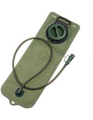 Eflio potable sistema de hidrataci¨®n (TM) portable del bolso de agua de TPU 3L vejiga mochila y andar alpinismo Deportes / Al aire libre Bolsas / Ambiental