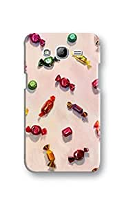 EYP Toffee Pattern Back Cover Case for Samsung Grand Neo