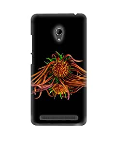 PickPattern Back Cover for Asus Zenfone 6 A600CG