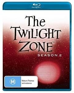 La Quatrième dimension / The Twilight Zone (Season 2) - 4-Disc Set ( The Twilight Zone: The Original Series ) ( The Twilight Zone - Season T [ Origine Australien, Sans Langue Francaise ] (Blu-Ray)