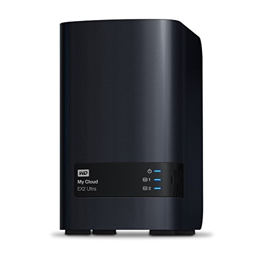 Preisvergleich Produktbild WD My Cloud EX2 Ultra 12 TB - Network Attached Storage
