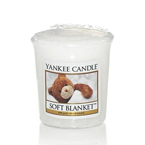 Yankee Candle® Sampler - Duft-Votivkerze, Soft Blanket