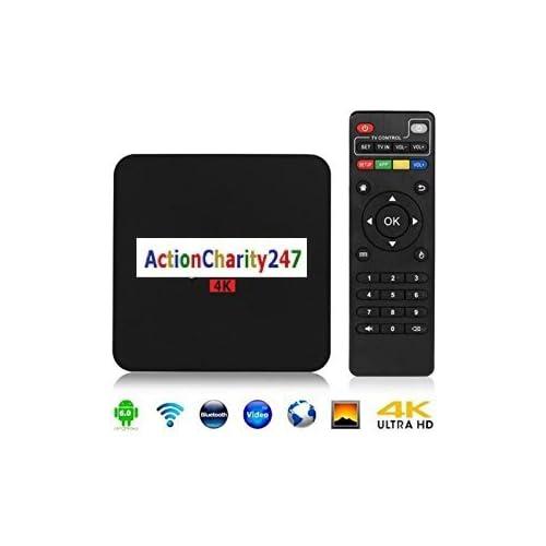 mxq - 4k video coding ultra hd android smart tv box