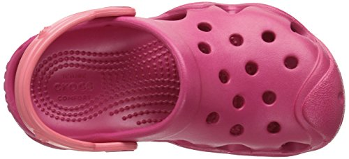 CrocsSwiftwater K - Zoccoli Unisex per bambini Raspberry/Coral
