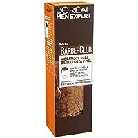 L\'Oréal Paris Men Expert - Barber Club gel hidratante para barba corta y piel - 50 ml