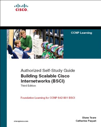 Building Scalable Cisco Internetworks (Bsci) (Authorized Self-Study Guide) por Diane Teare