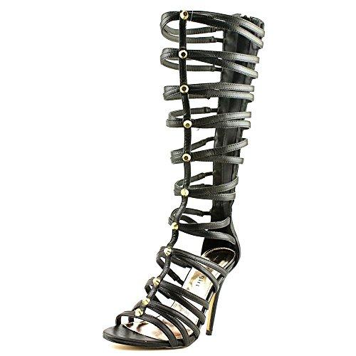 Madden Girl Brazennn Gladiator Sandal Black