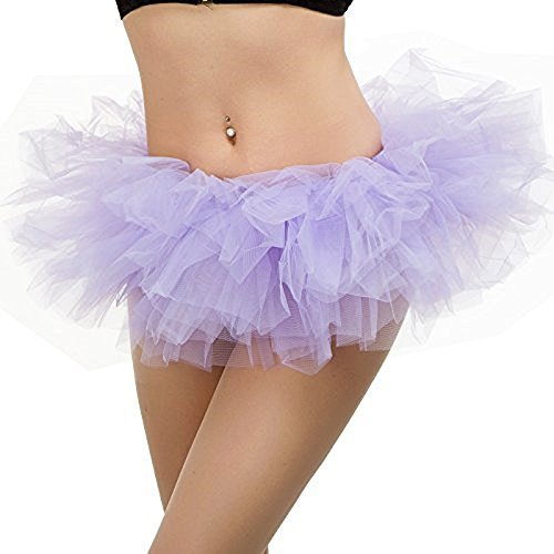Tutu Ballet Skirt (One Size Fits All) with -