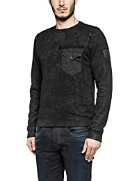 Replay M3120 .000.21842d, Sweat-Shirt Homme