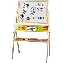 ColorBaby - Pizarra madera de tiza y magnética (42149)