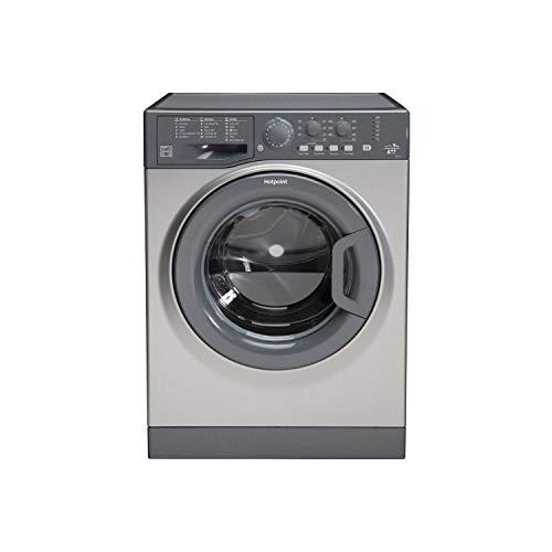 Hotpoint FML942GUK Aquarius 9kg 1400rpm Freestanding Washing Machine - Graphite
