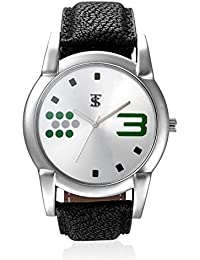 TSX Analog Watch With Leather Strap WATCH-041