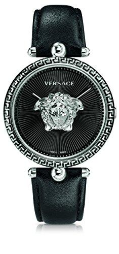 Versace Uhr PALAZZO schwarz - (VCO060017)