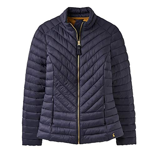 Joules Brindley Ladies New Equestrian Winter Horse Riding Chevron Quilted Gilet